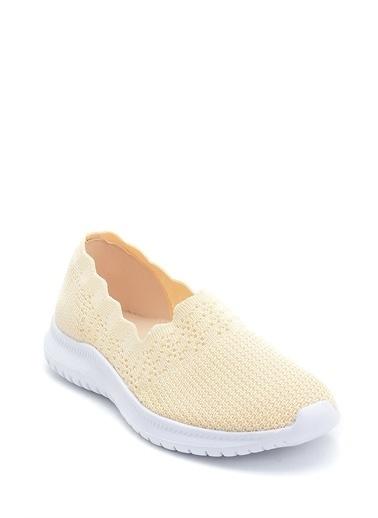 Derimod Kadın Ayakkabı(iris-20206501) Spor Sarı